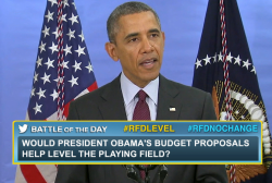 Do you think Obama's budget plan would work?