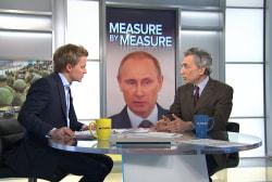 Putin formally annexes Crimea