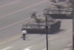 Tiananmen Square 25 years later