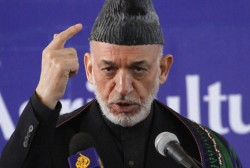 Afghanistan to vote for Karzai's successor