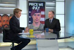 What's ahead for Sgt. Bergdahl?