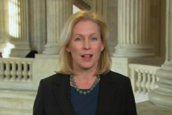 Senator Gillibrand on student loan debt