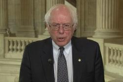 Senators demanding action on climate change