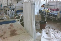 The collapse of Syria's medical system