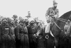 The resurgence of the Cossacks