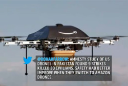 Farrow: 3 things to know about drone attacks