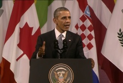 Obama: 'NATO nations never stand alone'