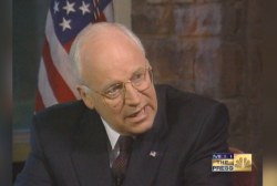 Did Dick Cheney 'set a tone' for the CIA?