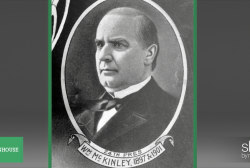 Pres. McKinley never stepped foot in Alaska