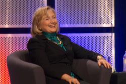 Clinton raises suspicions about 2016 run