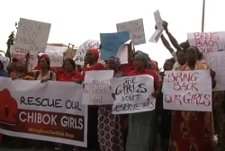 Anger mounts over missing Nigerian girls