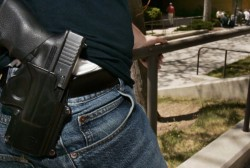 Guns could soon arrive on Idaho campuses