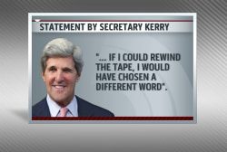Kerry and Israel as an 'apartheid state'