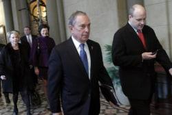 Bloomberg's new $50m gun control fight