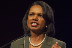 Rice withdraws as commencement speaker