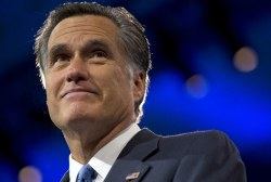 Is GOP trying to draft Romney for 2016?