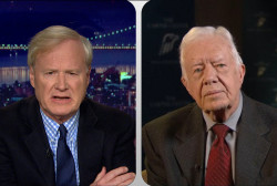 Carter talks Hillary and 2016