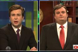 SNL parodies Christie scandal