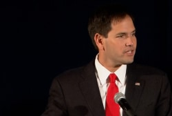 Marco Rubio joins climate denying crew