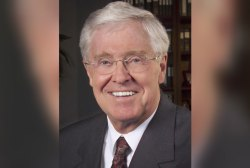 Charles Koch rails against the ...