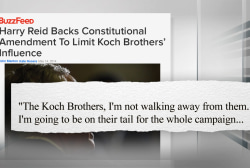 Harry Reid declares war on the Kochs