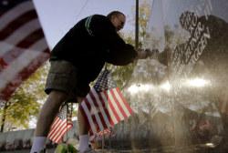 The GOP blocks bill to help veterans