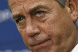 Boehner accuses governors of fraud