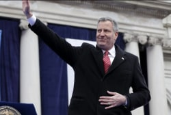 One-on-one with NYC Mayor Bill de Blasio