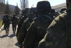 Putin breaks silence on crisis in Crimea