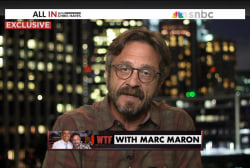 One-on-one with Marc Maron