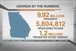 Voter turnout concerns in Georgia