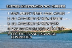 Christie appoints new Port Authority chair