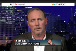 Fmr. Navy SEAL alleges anti-gay harassment