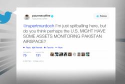 Rupert Murdoch calls for Guinness boycott