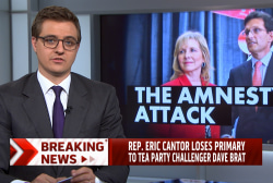 Immigration through the lens of Cantor defeat