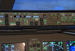 Could you covertly land a 777?
