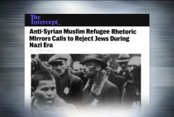 Anti-refugee rhetoric echoes dark past