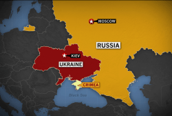 Putin officially takes Crimea as his own