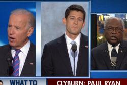 Clyburn on Biden: 'Hoping he'll just be Joe'