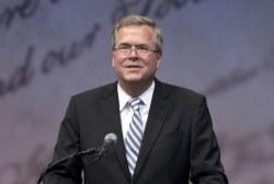 Jeb Bush the frontrunner?