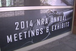 NRA looks to rally members at annual meeting