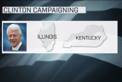 Can Clintons help Dems win Ky. Senate seat?