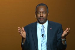 Republicans Fiorina & Carson enter 2016 race