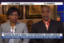 Sandra Bland's sister discusses lawsuit