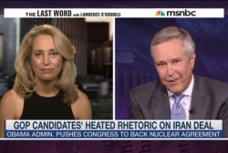 Valerie Plame on the Iran nuclear deal
