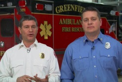 WI Fire Chief: 'Everyone can be a local hero'
