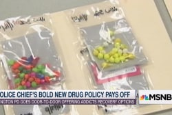 Bold new drug policy pays off