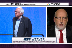 Sanders camp calls Trump attack 'meaningless'