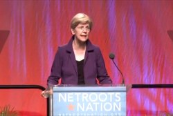 Sen. Warren: DC 'rigged for the insiders'