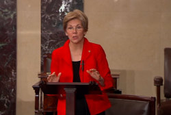 Sen. Warren on America's 'Rigged Justice'